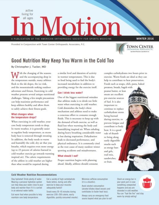In-Motion for Winter 2016
